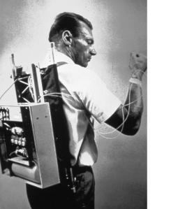 Kadish artificial pancreas from 1960s